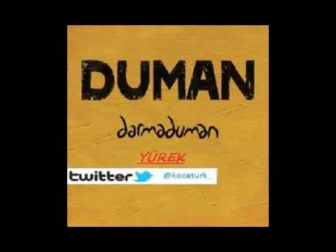 Duman - Yürek (2013) HD Darmaduman Albümünden ve Sözleri