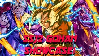 Held der Abstammung, SSJ2 Gohan Präsentieren! | Dragon Ball-Legenden-PvP