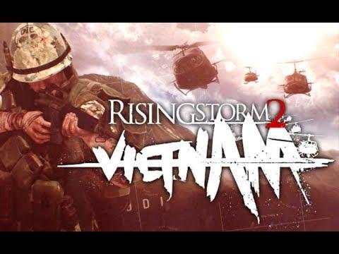 №1 Rising Storm 2 Vietnam  Знакомство с игрой  (Благодарочка за подарок зрителей) !+18