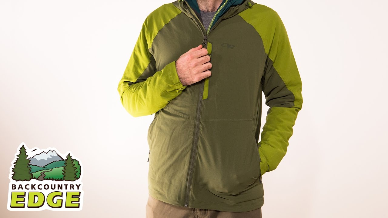buy popular ff085 e68f1 Outdoor Research Men's Ferrosi Hooded Jacket