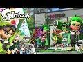 ¡ENTINTÁNDOLO TODO CON KKhuet! | Splatoon | Wii U | Yoshi