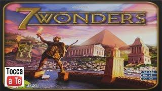 Tocca a te 003 - 7 Wonders