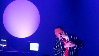 "The Residents, ""Six more Miles (To the Graveyard)"", Montreal, Le Club Soda, 12 fevrier 2010."