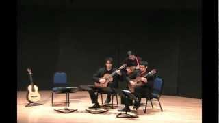 Three Lute Trios - Giovanni Pacoloni