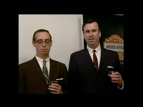 "Opening: Eric and Matt play ""MAD MEN"""