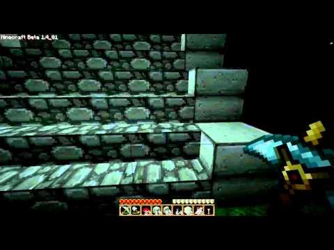 Minecraft Staircase Lighting Trick & Minecraft: Staircase Lighting Trick - YouTube azcodes.com
