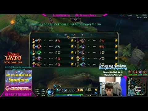 Henry 2k2 Stream  rank kc1  18/9/2017