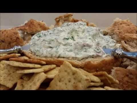 Easy Best Spinach Dip