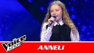 "Anneli   ""I See Fire"" af Ed Sheeran   Blind 1   Voice Junior Danmark 2016"