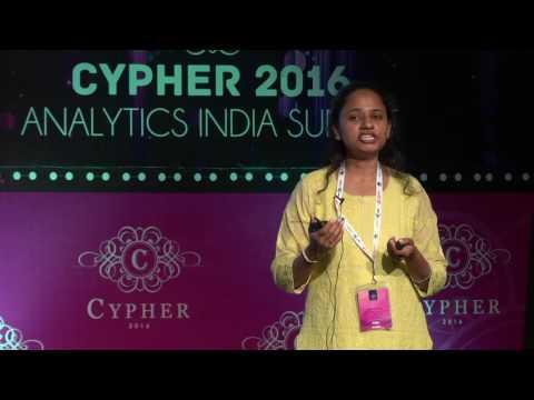 Swati Gautam - Senior GM, United Spirits at Cypher2016