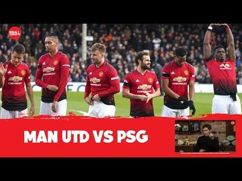Kilbane | I can see Man United beating PSG