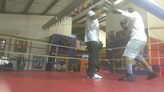 Ben Willams boxing gym(1)