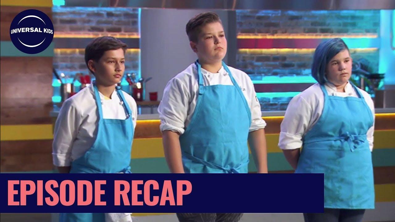 Top Chef Jr: S1, Episode 3 Recap | Universal Kids - YouTube