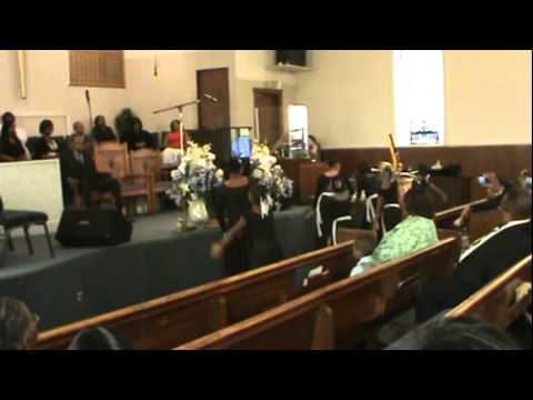 Anointing in Motion (A.I.M.) praise dance ministry dancing to CeCe Winans