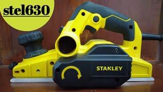 Stanley stel630 Electric planer