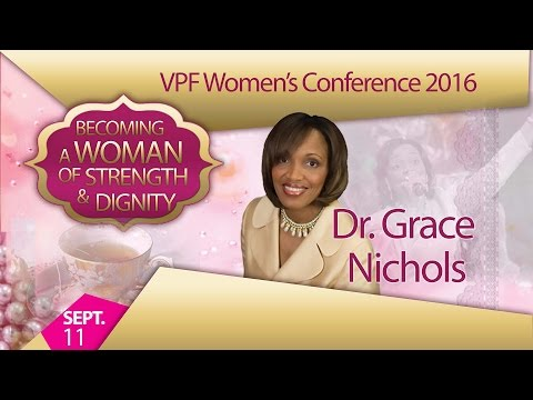 Use Your Strength - Dr Grace Nichols (FULL SERVICE)
