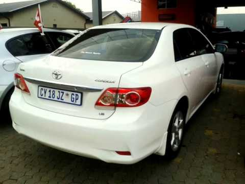 2012 Toyota Corolla For Sale >> 2012 TOYOTA COROLLA 1.6 PROFESSIONAL Auto For Sale On Auto ...
