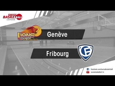 AM_D15: Genève vs Fribourg