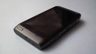 Como resetar as configurações do Nokia N8 remover senha erros