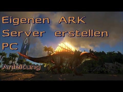 Eigenen ARK Server
