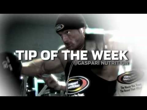 Tip of the Week - Negative Training