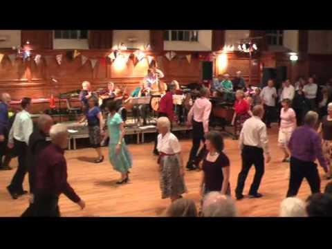 London Folk dance the Opening