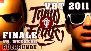 Tamo-Flage aka JT feat. DJ Matsimum vs. Weekend