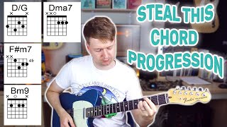 Steal This Chord Progression   Episode 4   Chords For Math Rock  Midwest Emo
