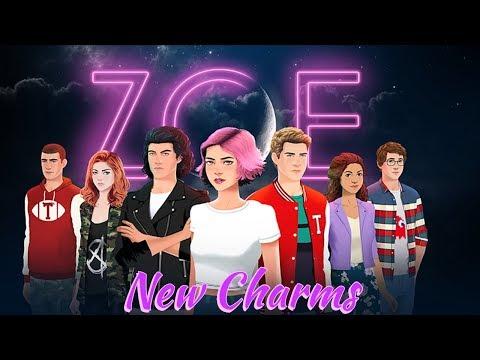 Zoe Season 1- Episode 1 - New Charms   Interactive Story   WARxVGCx