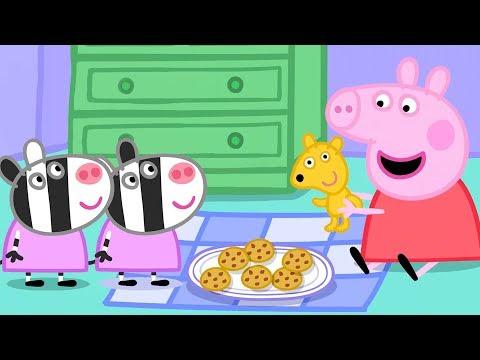 Peppa Pig En Español Episodios Completos | El Paseo De Tedy | Nuevos Episodios | Dibujos Animados