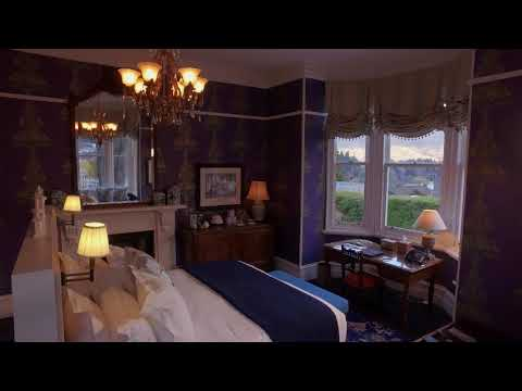 Hulbert House, Queenstwon, NZ | Small Luxury Hotels of the World