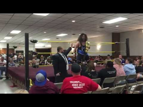Minnesota Extreme Wrestling :: Savage Darkness Tag Team Takeover