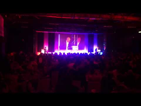 Music Week Awards 2013: Richard Griffiths and Harry Magee S