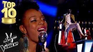 THE VOICE GLOBAL!  TOP 10 FEMALE BLIND AUDITIONS OF ALL TIME!!!