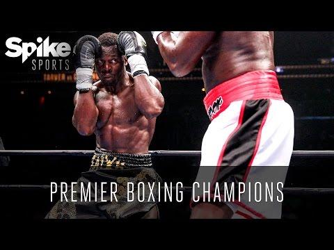 Tarver vs. Cunningham Highlights - Premier Boxing Champions