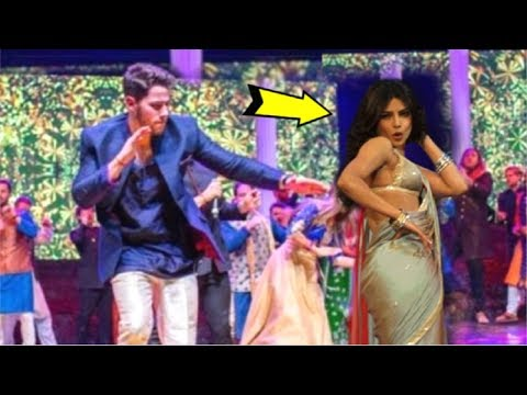 Priyanka Chopra & Nick Jonas DANCE At Isha Ambani WEDDING Sangeet