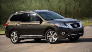 Nissan Pathfinder sv 4wd full review * under 5 minutes*