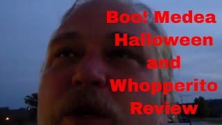 Boo! A Medea Halloween And Whopperito Review