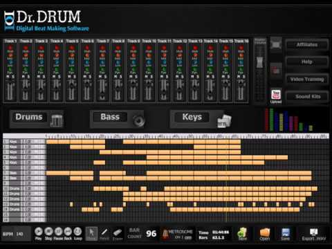 Make Beats Like The Pros In Minutes. Click link below to make your own!