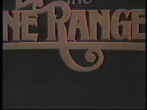 The Legend Of The Lone Ranger 1981 TV Spot