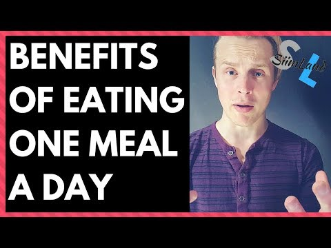 Benefits of Eating One Meal a Day (OMAD Benefits)