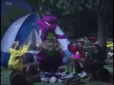 Barney: Kookaburra Song (1990 & 1992 Versions Mixed)