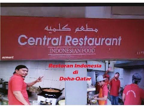 Indonesian Restaurant In Qatar (Central Restaurant)