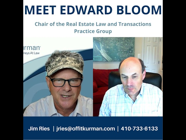 Java with Jim: Meet Ed Bloom