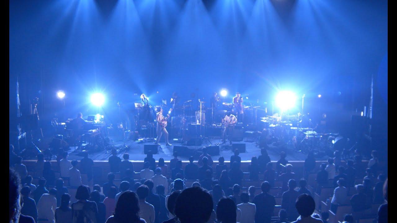 """Live at Persimmon Hall"" から「極彩|IGL(S)」、「NEVER FORGET」のライブ映像を公開"