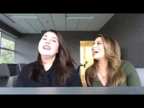 NBC CT Facebook LIVE with Designerlebrity Barbara Viteri & Kerri-Lee  Maryland!