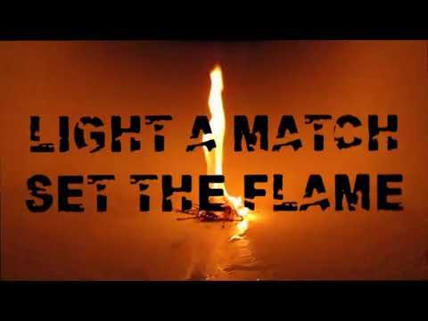 Light Up The MoonBurn Lyric Video