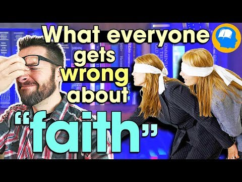 Please Stop Saying Faith Is Belief Without Evidence