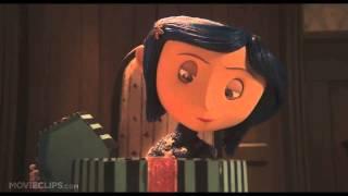 Coraline Button Eyes Scene