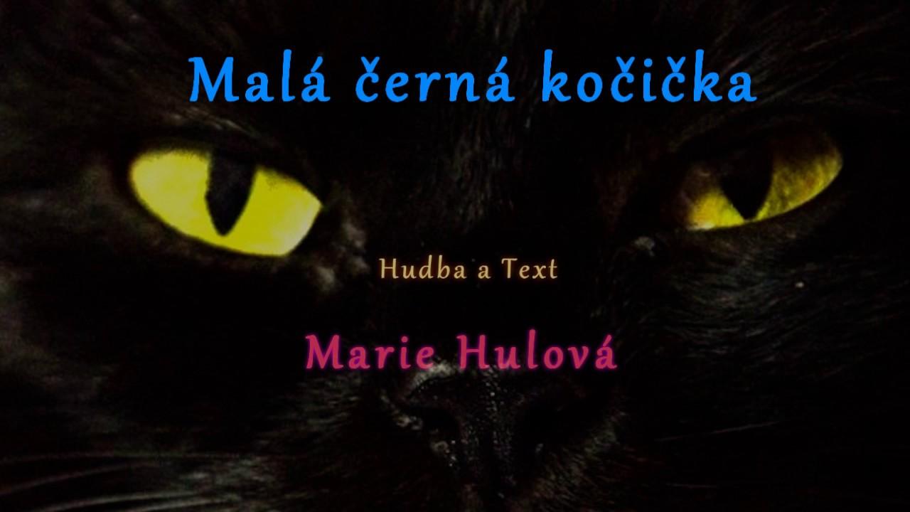 Malá černá kočička videa